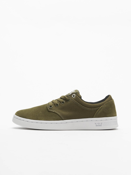 Supra Sneakers CHINO COURT oliv