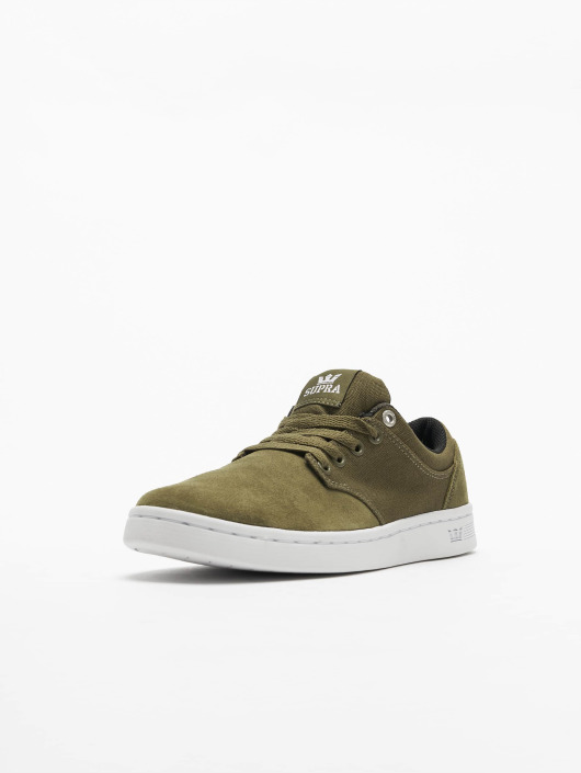 Supra Sneakers CHINO COURT olive