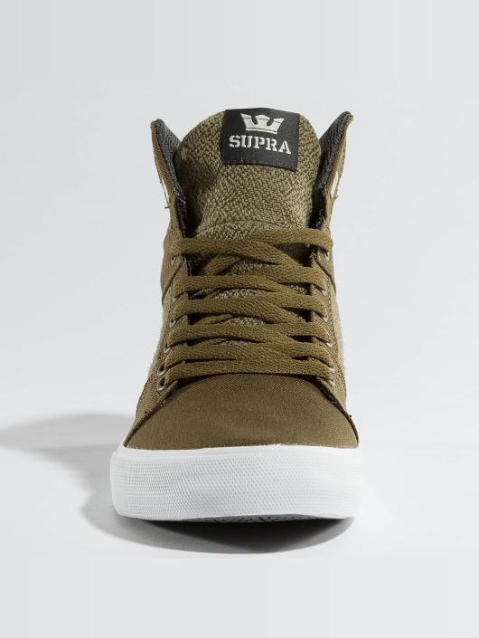 Supra Sneakers Aluminium oliwkowy