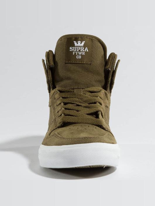 Supra Sneakers Vaider oliwkowy