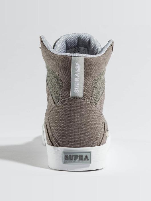 Supra Sneakers Aluminium szary