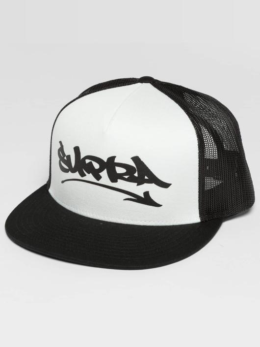 Supra Trucker Cap Marker black