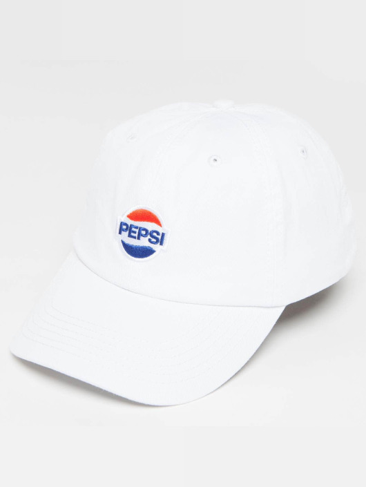 Sweet SKTBS snapback cap Pepsi Gone Logo wit