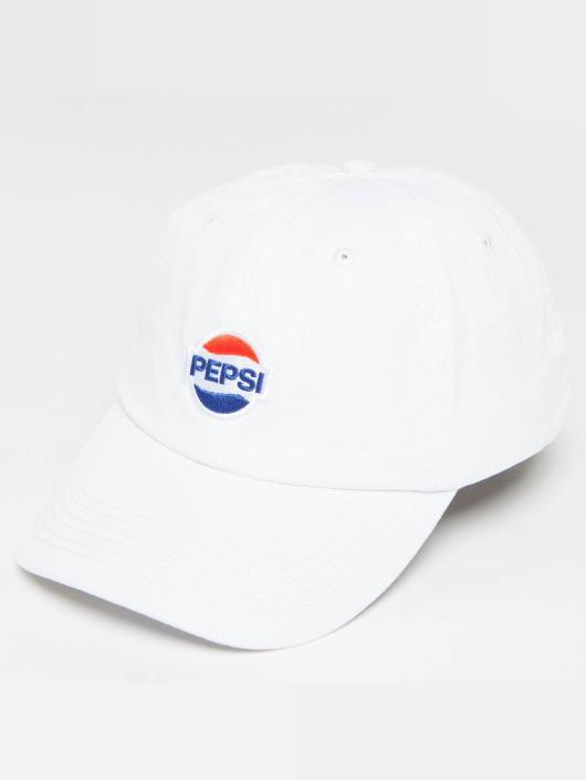 Sweet SKTBS Snapback Caps Pepsi Gone Logo bialy