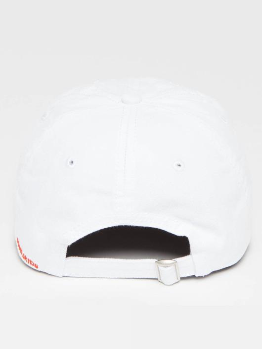 Sweet SKTBS Snapback Caps Pepsi Gone Logo hvit