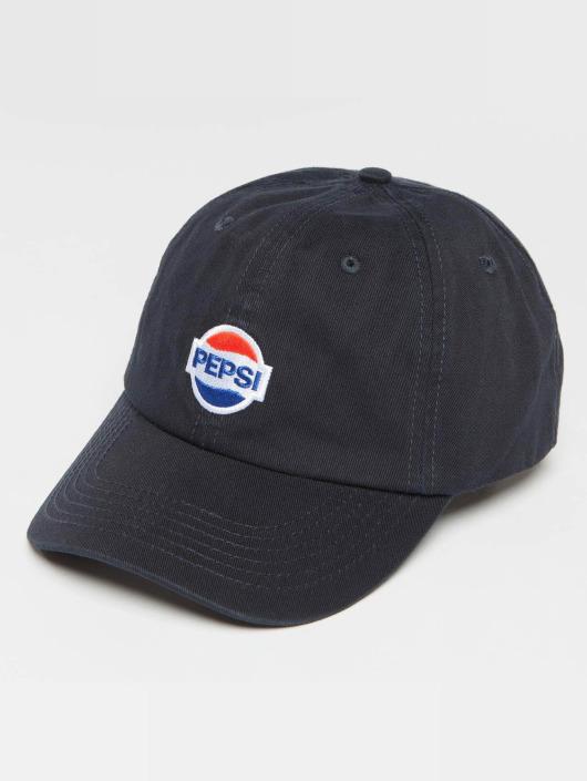 Sweet SKTBS Snapback Pepsi Gone Logo modrá
