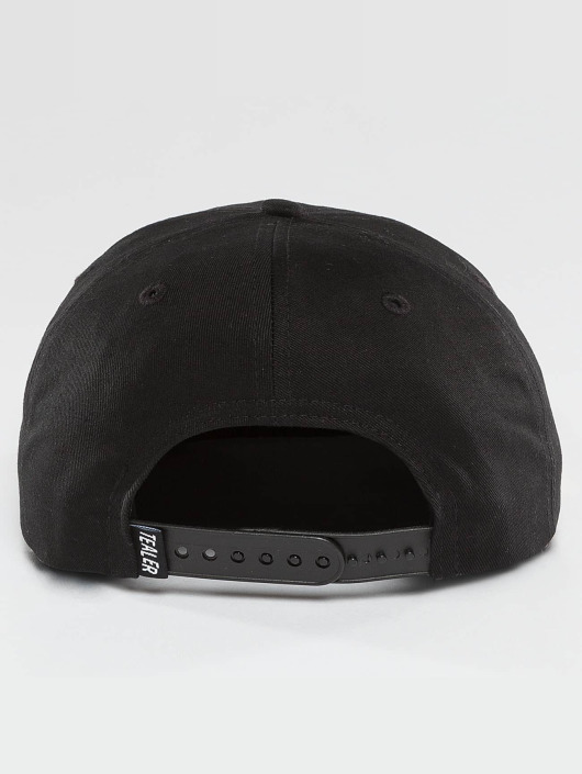 Tealer Snapback Cap Independent black
