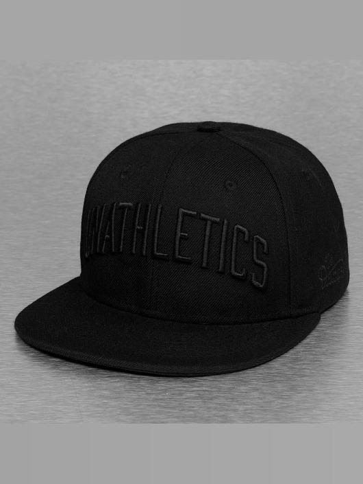 The Dudes snapback cap Unathletics zwart