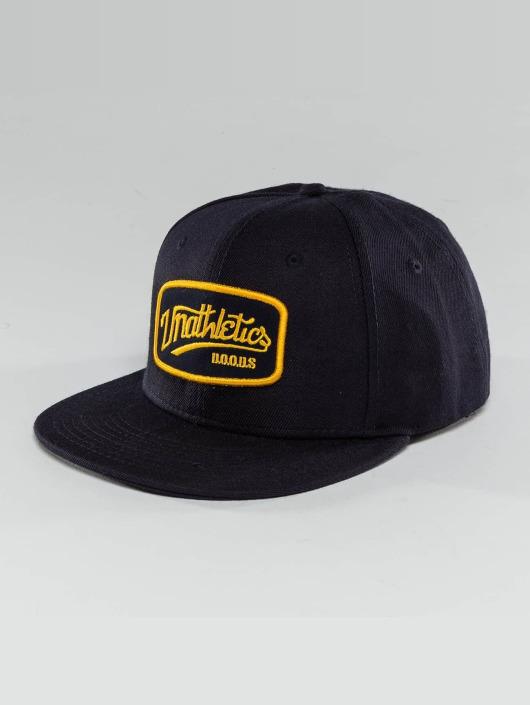 The Dudes Snapback Caps Unathletics Doods sininen