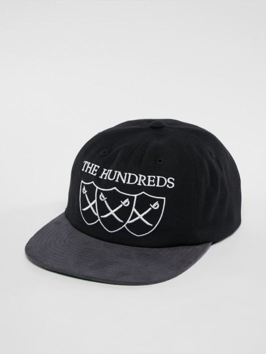 The Hundreds Snapback Cap Trip black