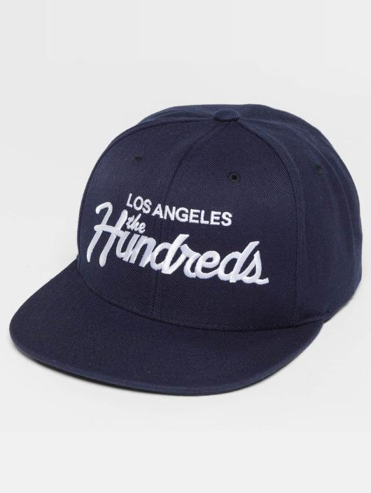 The Hundreds snapback cap Forever Team blauw