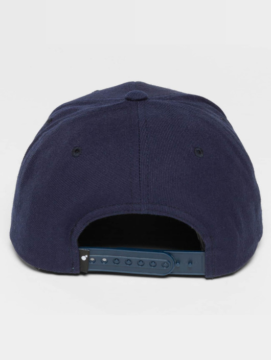 The Hundreds Snapback Caps Forever Team blå