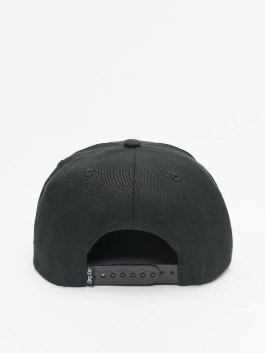 Thug Life snapback cap Worldwide zwart
