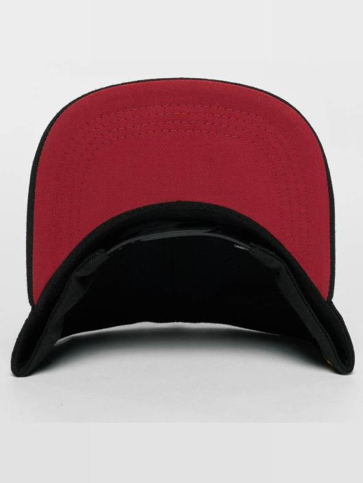Thug Life Snapback Caps Kvartas czarny