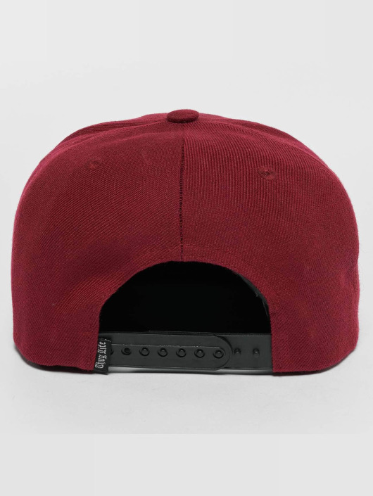 Thug Life Snapback Caps Avantgarde red