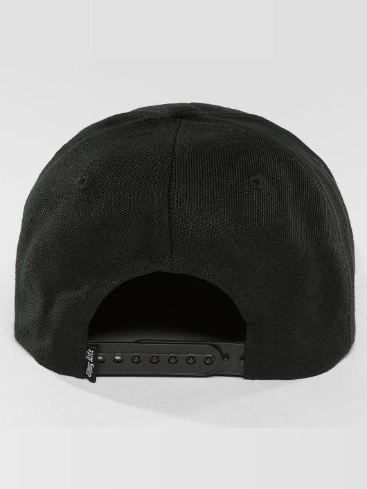 Thug Life Snapback Caps Worldwide svart