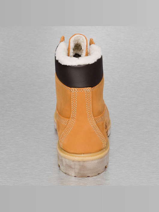 Timberland Boots Heritage 6 Inch Warm Lined beige