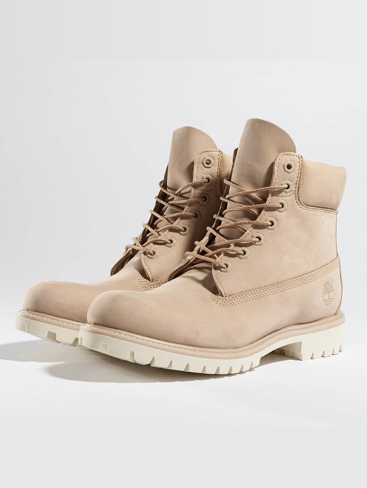 the latest be46f cffbf Timberland 6 Premium Boots Croissant