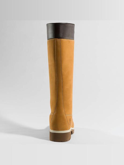 Timberland Bottes Premium 14 Inch Waterproof beige