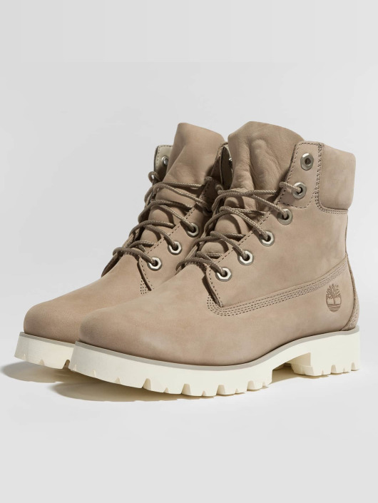 110a8ab293e4 ... Timberland Chaussures montantes Heritage Lite 6IN beige ...