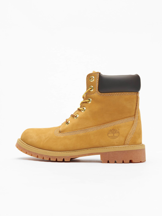 100% high quality sneakers for cheap website for discount Timberland 6 In Premium Boots Wheat Yellow