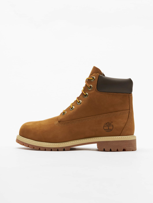 ed87068d254223 Timberland | 6 In Premium Waterproof brun Femme Chaussures montantes ...