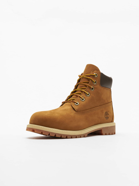 Boots In Waterproof 6 Brown Premium Timberland sChQrdt