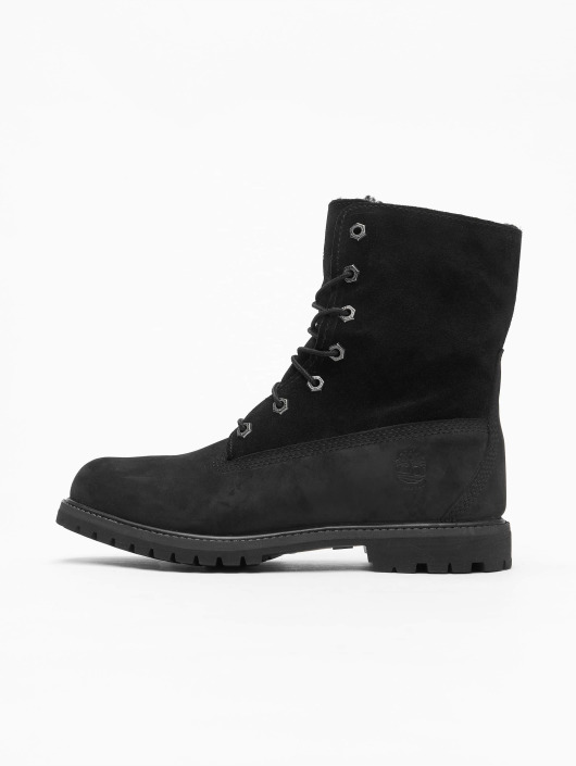 Timberland Chaussures montantes Authentics Waterproof noir