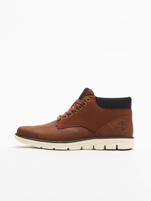 cheap hot sale online genuine shoes Timberland Bradstreet Chukka Leather Sneakers Brown