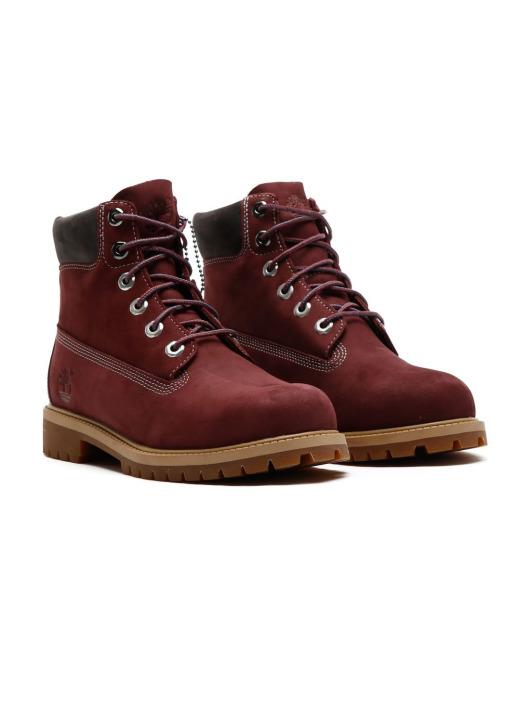 Timberland Sneakers 6 In Premium Waterproof èervená