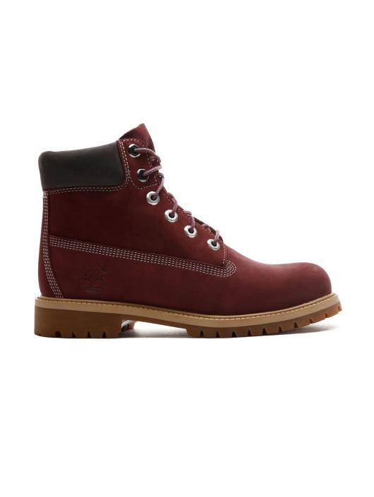 Timberland Sneakers 6 In Premium Waterproof czerwony