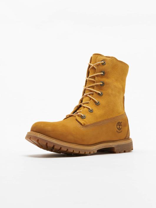 ... Timberland Vapaa-ajan kengät Authentics Teddy Fleece Waterproof beige  ... 2a4a76c882