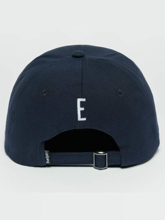 TrueSpin Кепка с застёжкой ABC E синий