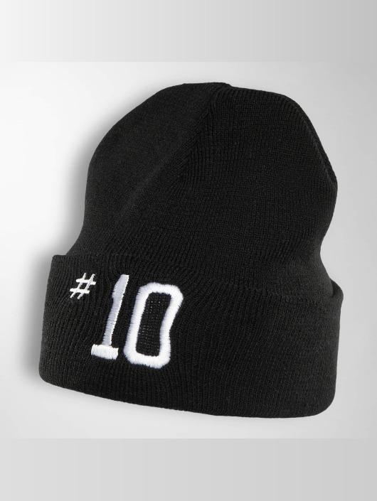 TrueSpin Beanie 10 schwarz