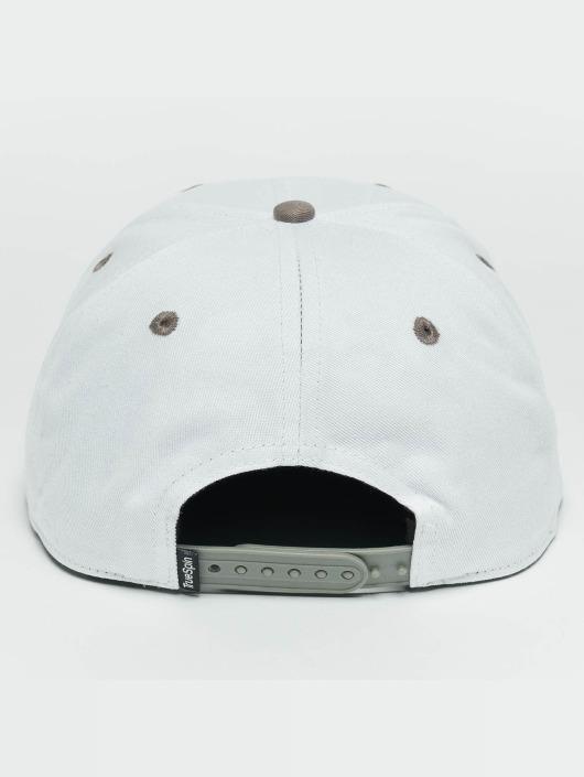 TrueSpin Casquette Snapback & Strapback Next Level blanc