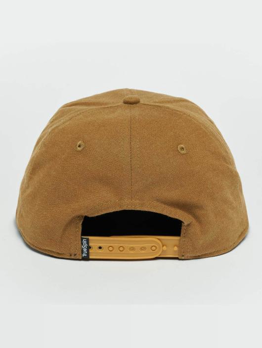 TrueSpin Casquette Snapback & Strapback Decent brun