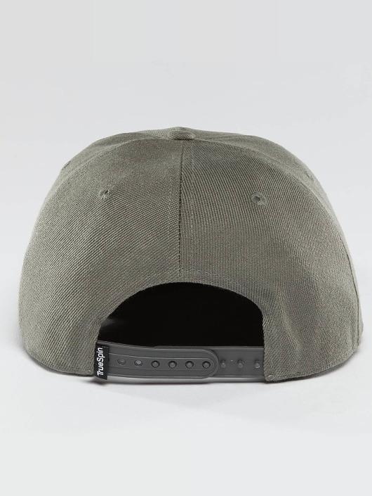 TrueSpin Gorra Snapback Blank verde