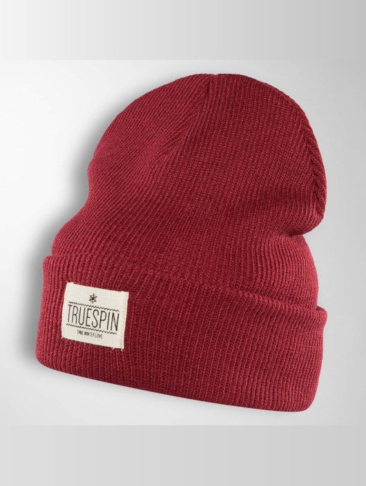 TrueSpin Huer Warm rød