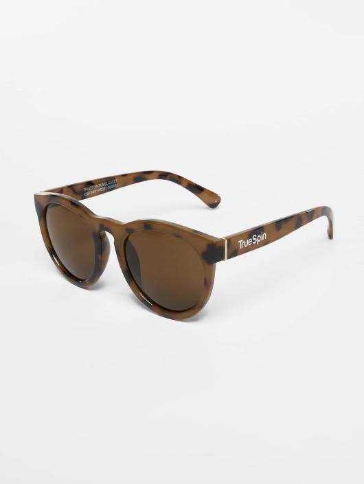 TrueSpin Okulary Desert brazowy
