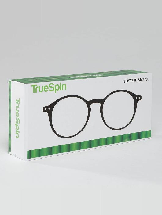 TrueSpin Okulary Nu Bamboo pomaranczowy