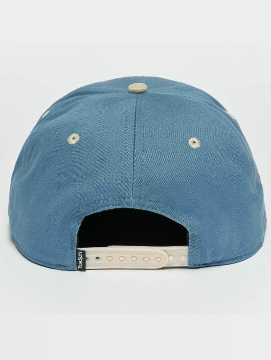 TrueSpin Snapback Cap Next Level blau
