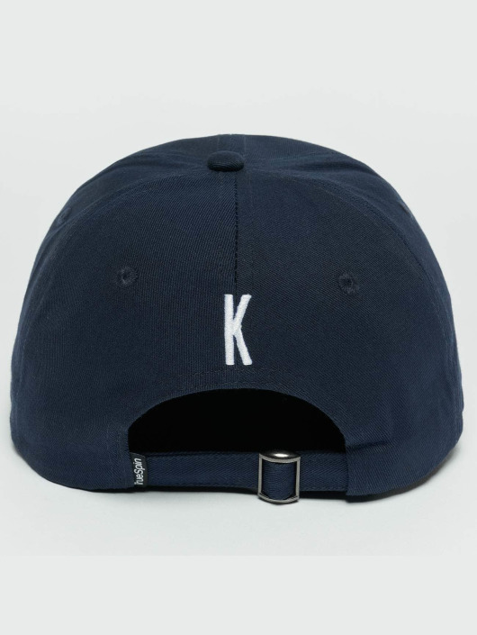 TrueSpin Snapback Cap ABC K blau