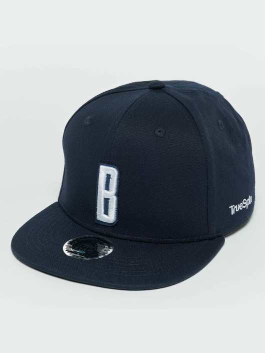 TrueSpin Snapback Cap Kids ABC B blau