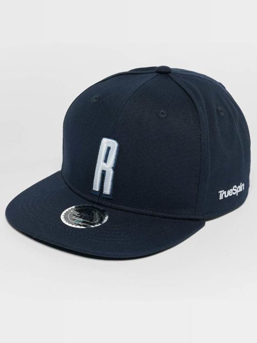 TrueSpin Snapback Cap Kids ABC R blau