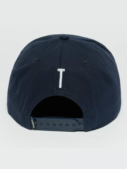 TrueSpin Snapback Cap Kids ABC T blau
