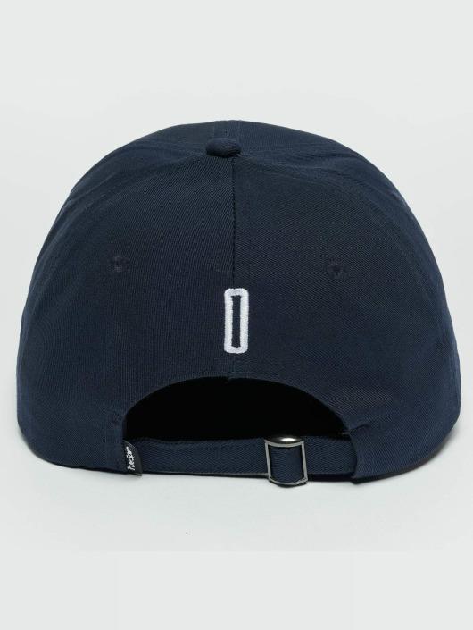 TrueSpin snapback cap ABC O blauw