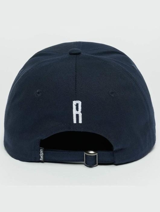 TrueSpin snapback cap ABC R blauw