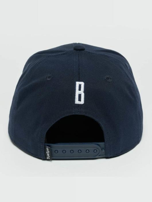 TrueSpin snapback cap Kids ABC B blauw
