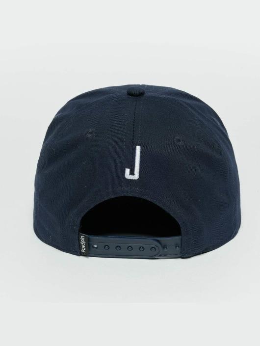 TrueSpin snapback cap Kids ABC J blauw