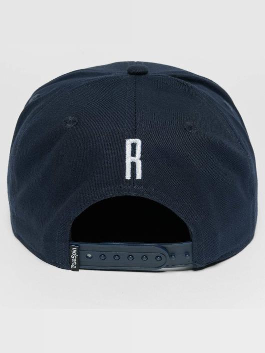 TrueSpin snapback cap Kids ABC R blauw